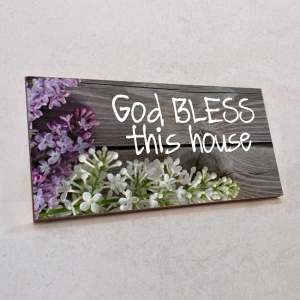 Stand Large- God Bless This House