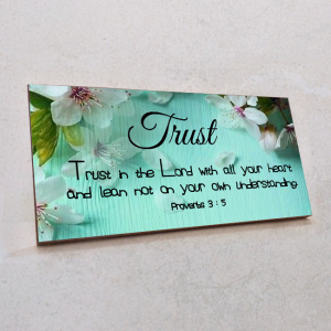 Stand Large- Trust in the Lord