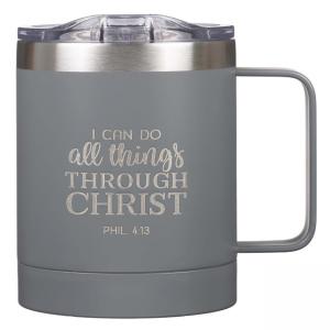 Travel Mug-I can do All things