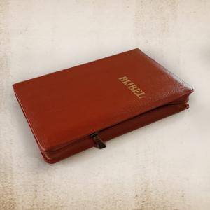 Bijbel Kunstleer Licht Bruin NBG-1951