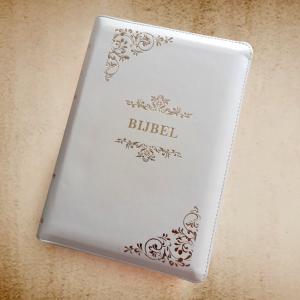 Huwelijks Bijbel Wit NBG-1951