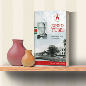 Baanbreker John D Tubbs