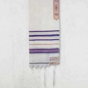 Prayer Shawl Purple