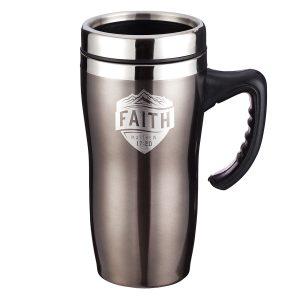 Travel Mug- Faith