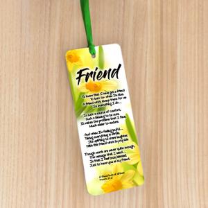 Bookmark Large – Friend