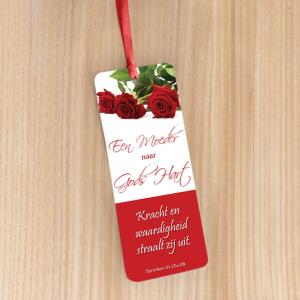 Bookmark Large – Een moeder naar Gods hart