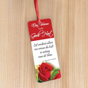 Bookmark Large – Een vrouw naar Gods hart