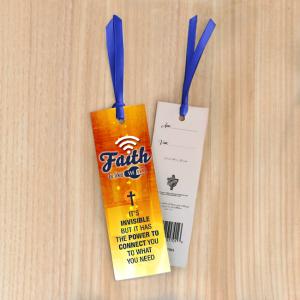 Bookmark Small – Faith is like Wifi