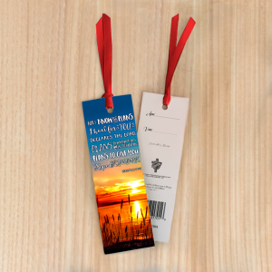 Bookmark Small – For I know the plans I have for you