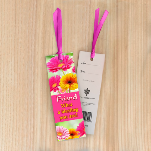 Bookmark Small – Friend, what a blessing you are