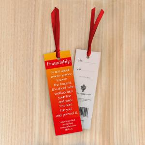 Bookmark Small – Friendship