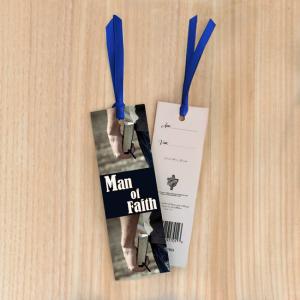 Bookmark Small – Man of Faith