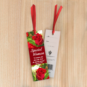 Bookmark Small – Special woman