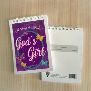 Mini Note Block – God's Girl