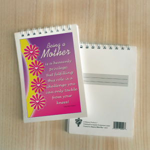 Mini Note Block – Being a mother