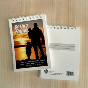 Mini Note Block – Caring father