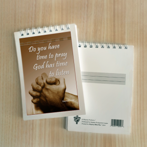 Mini Note Block – Do you have time to pray