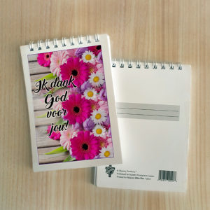 Mini Note Block – Hope