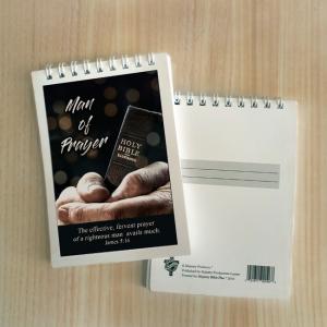 Mini Note Block – Man of prayer