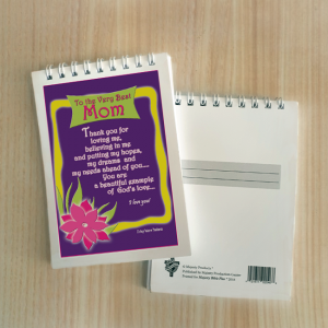 Mini Note Block – To the very best mom