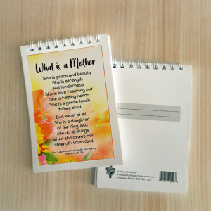 Mini Note Block – What is a mother