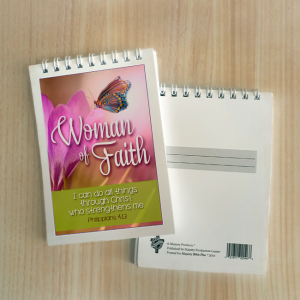 Mini Note Block – Woman of faith