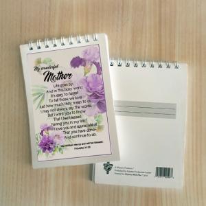 Mini Note Block – Wonderful mother