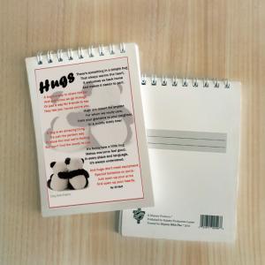 Mini Note Block – Hugs