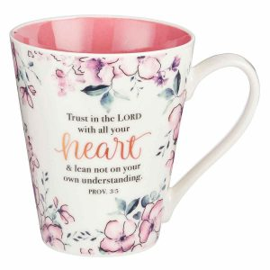 Mug- Trust in the Lord with All your heart