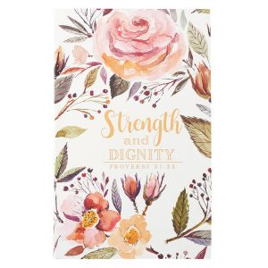 Softcover Journal – Strength & Dignity