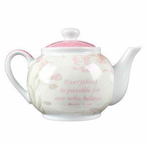 Teapot-Butterfly Believe