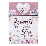 Box of Blessings-Favorite Bible Verses to Bless Your Heart