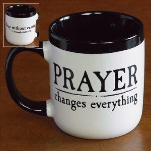 Mug-Prayer Changes Everything