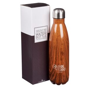 Stainless Steel Water Bottle-Man Of God