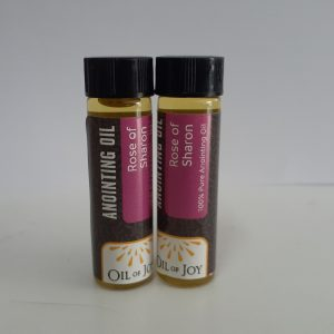 Anointing Oil – Rose of Sharon 1/4 Oz