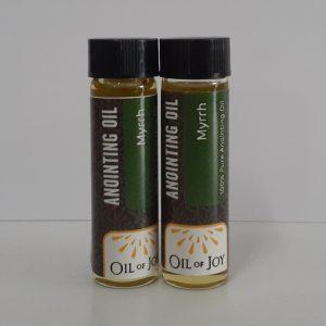 Anointing Oil – Myrrh