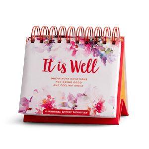 Perpetual Calendar-It Is Well