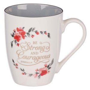 Mug-Be Strong & Courageous