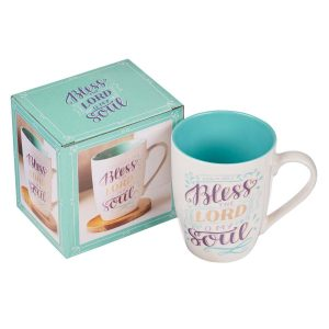 Mug-Bless The Lord Oh My Soul
