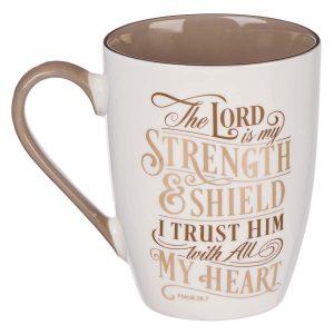 Mug-The Lord Is My Strength