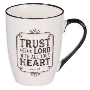 Mug-Trust In The Lord