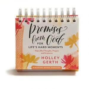 Perpetual Calendar-Promises From God For Life's Hard Moments