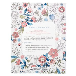 Coloring Book-Promises To Bless Your Heart