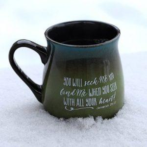 Mug Reactive-You Will Seek Me And Find Me