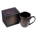 Mug-The Lord is with me Like a Mighty Warrior