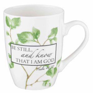 Mug-Be Still and know that I am God