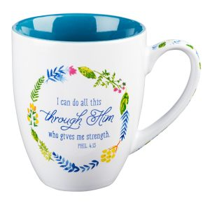 Mug-I Can Do All Things Through Christ